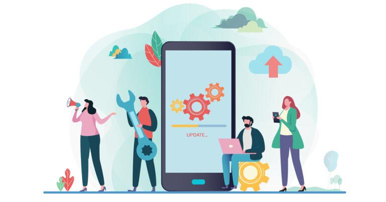 Uppdatera program och appar för att undvika säkerhetsluckor
