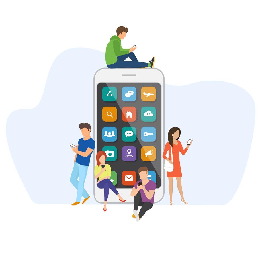 Sociala medier – en ny verklighet